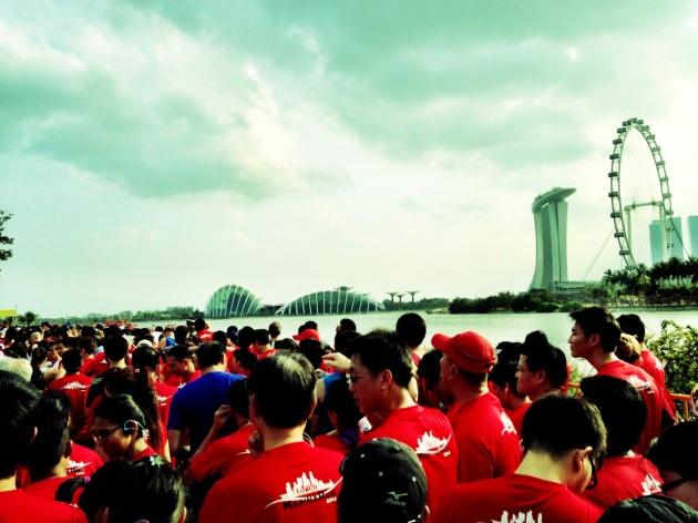 Singapore Marina Run 2014 04