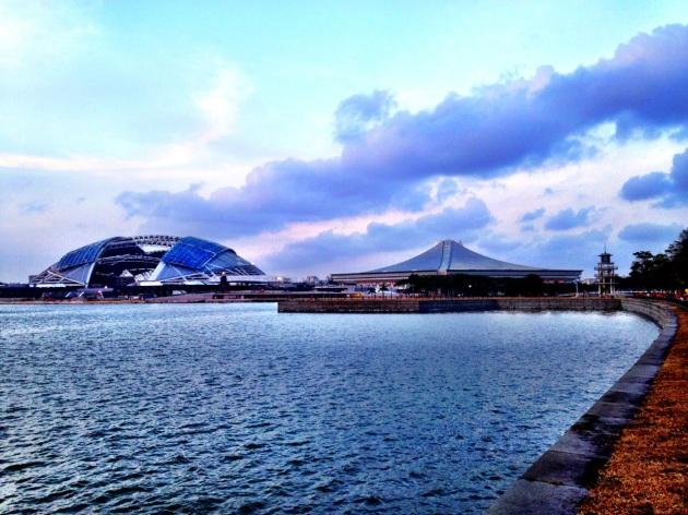 Singapore Marina Run 2014 08