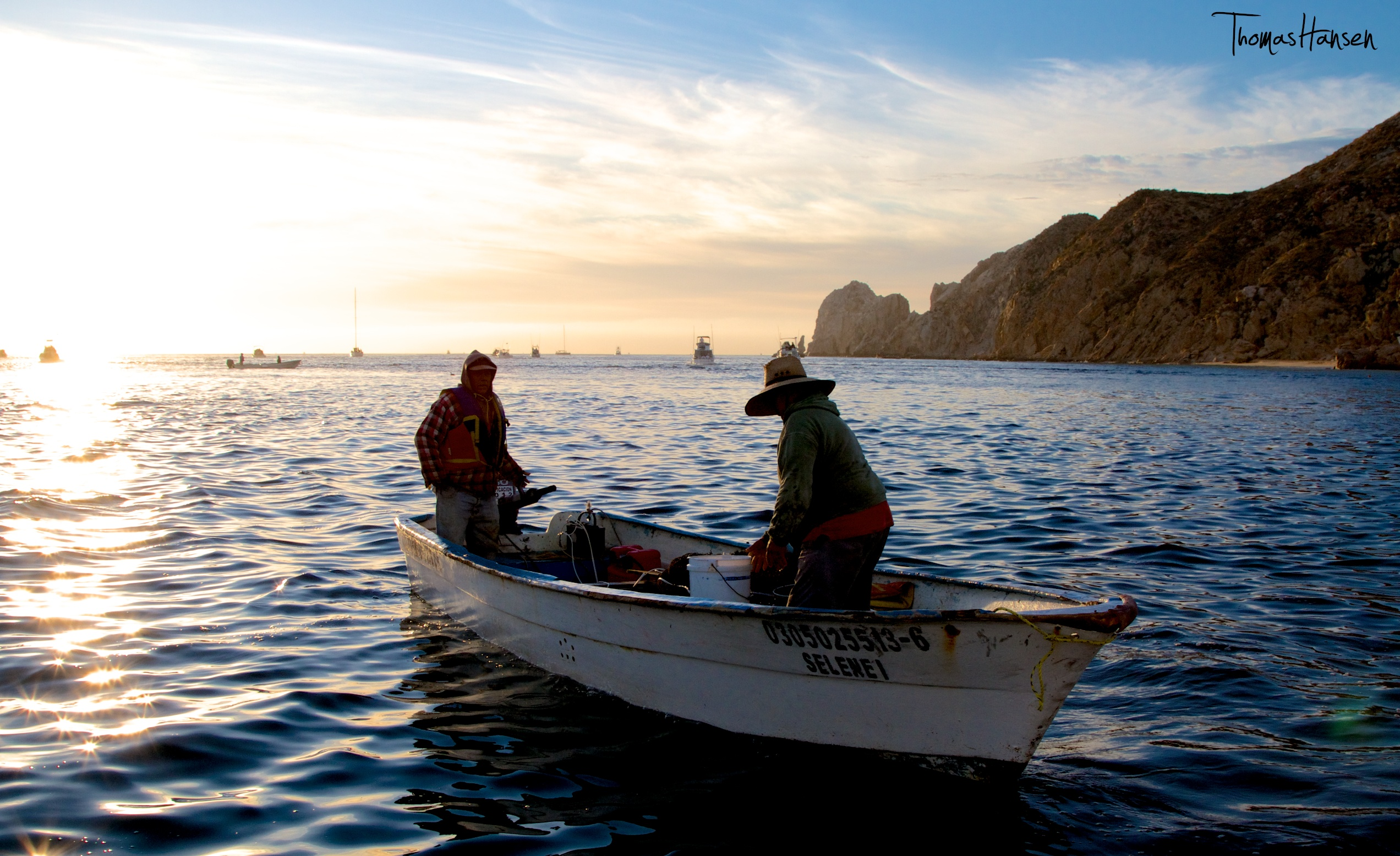 Fishing for marlins on the baja peninsula cabo san lucas for Mexico fishing license