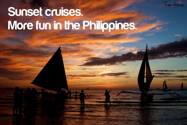 Sunset Cruises - More Fun In The Philippines
