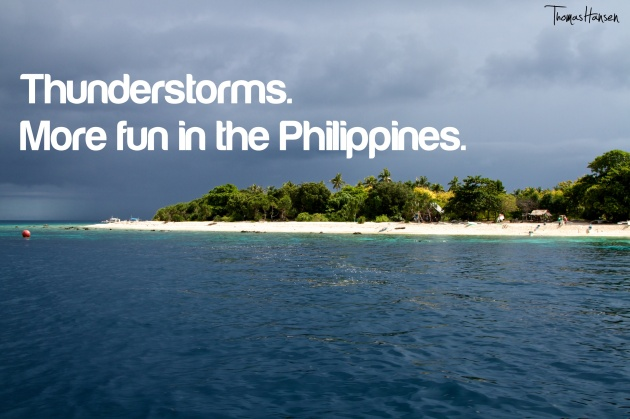 Thunderstorms - More Fun In The Philippines