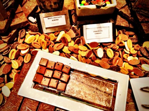 Chocolate Bar Buffet Marina Bay Sands - Singapore 03
