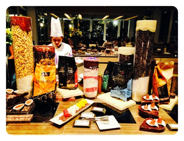 Chocolate Bar Buffet Marina Bay Sands - Singapore 07