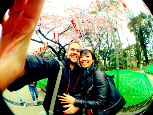 iPhone Olloclip Japan - Sakura Selfie