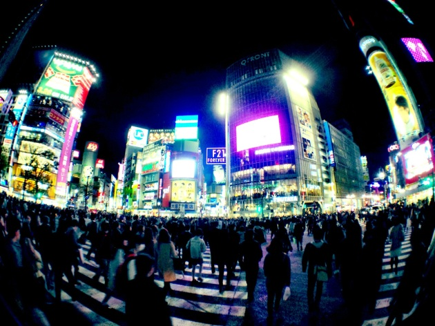 iPhone Olloclip Japan - Shibuya
