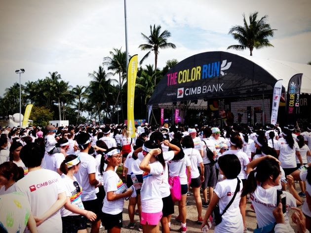 The Color Run Singapore 2014 - 03