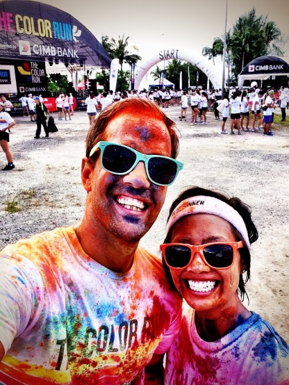 The Color Run Singapore 2014 - 04