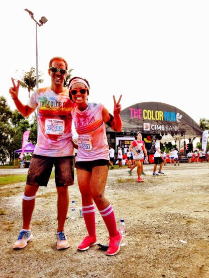 The Color Run Singapore 2014 - 05