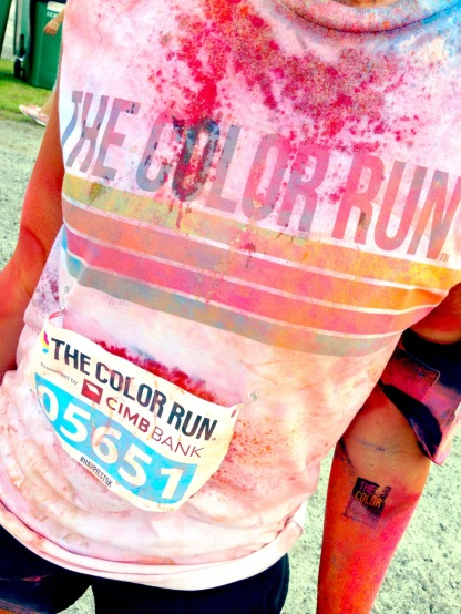 The Color Run Singapore 2014 - 06