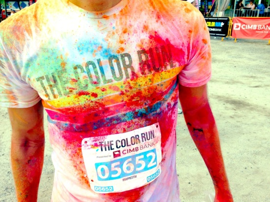 The Color Run Singapore 2014 - 07