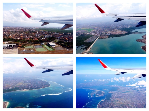 Bali From the Air
