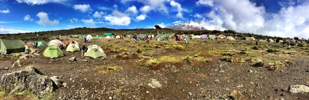 Climbing Kilimanjaro - Tanzania 03