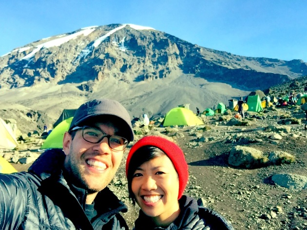 Climbing Kilimanjaro - Tanzania 04