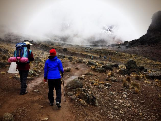 Climbing Kilimanjaro - Tanzania 06