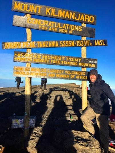 Climbing Kilimanjaro - Tanzania 10