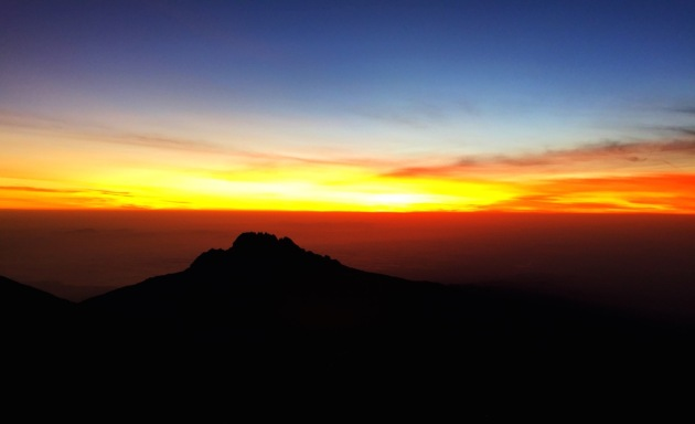 Climbing Kilimanjaro - Tanzania 11