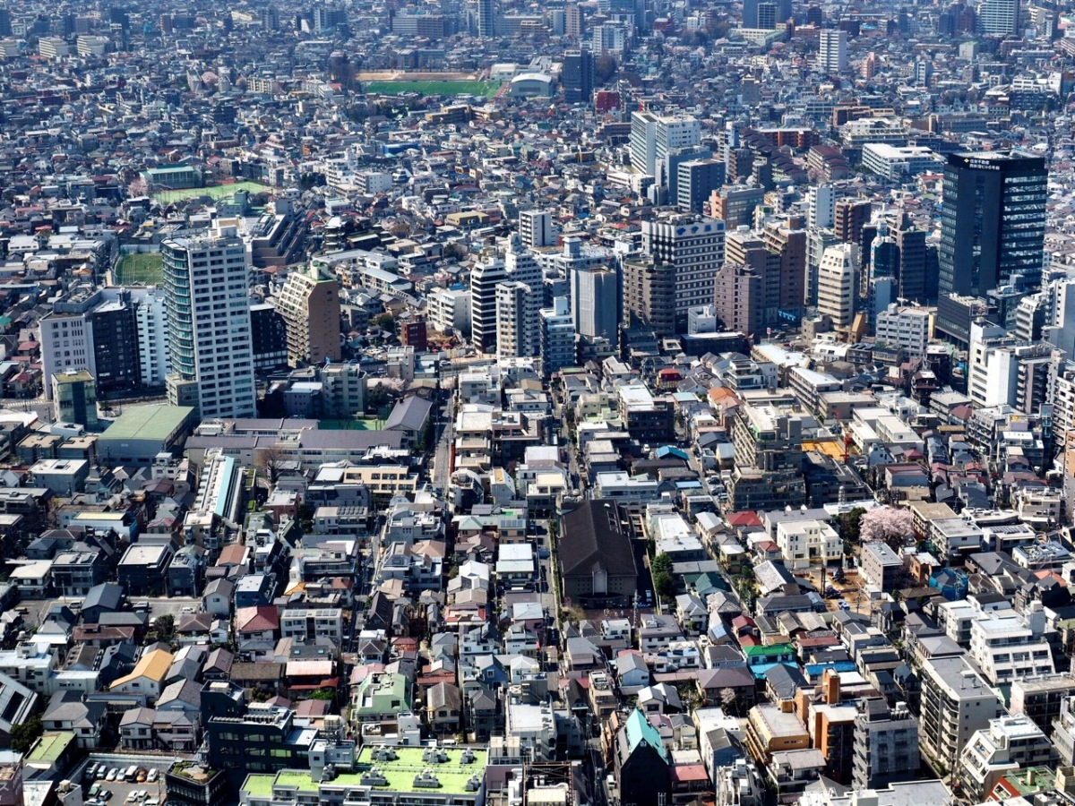 Tokyo From Above - The Best FREE View in the City!