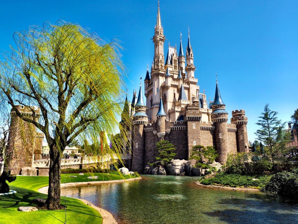 "... Violently Crowded"" Day at Tokyo Disneyland ~ Japan   GATE20.ca"