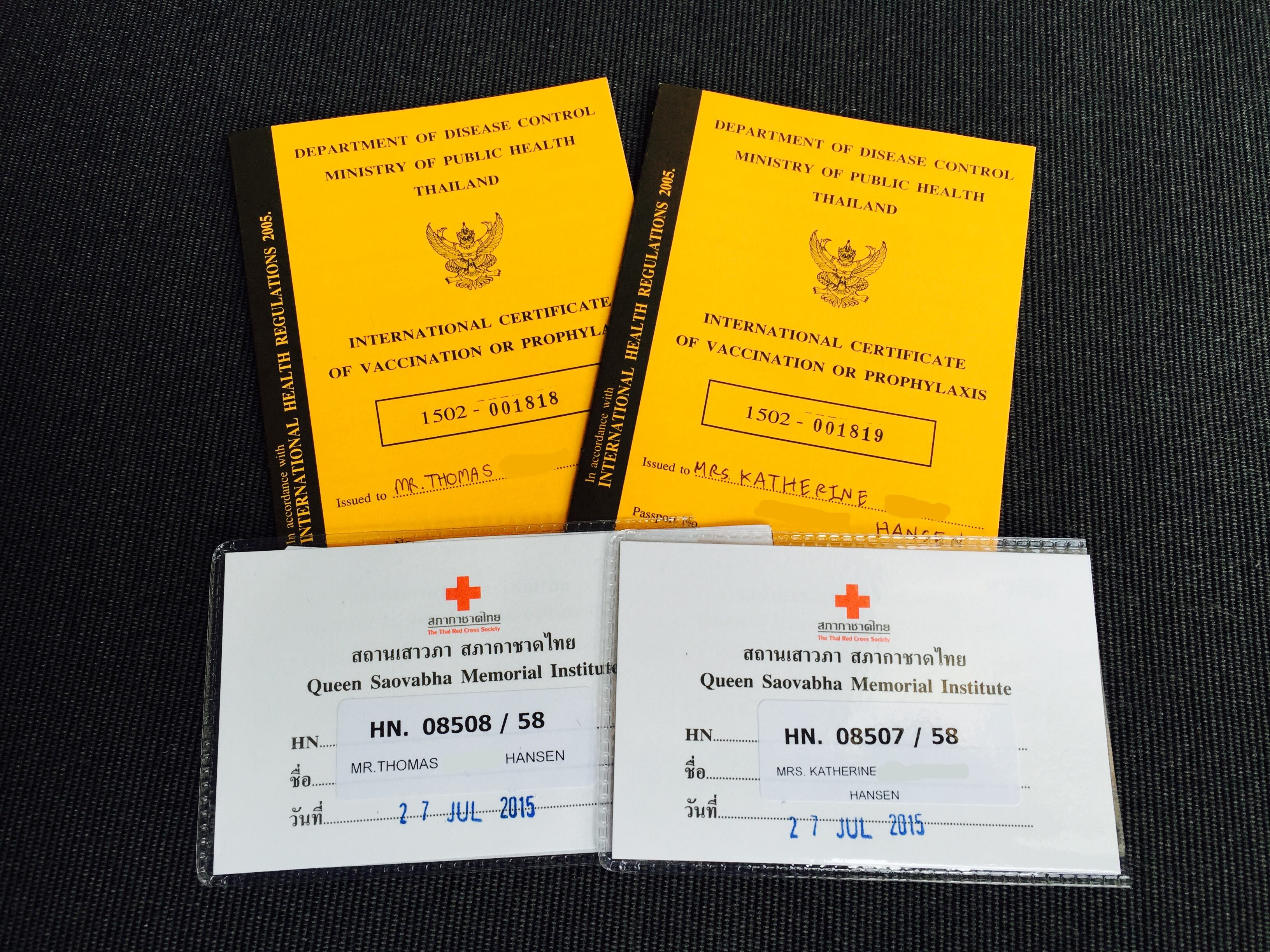 How To Get Cheap And Safe Travel Vaccinations In Bangkok Thailandgate20 Com