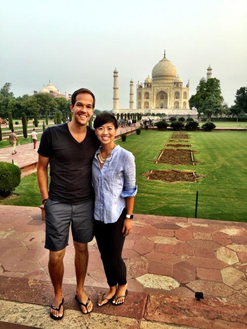 Taj Mahal - Agra - India 01