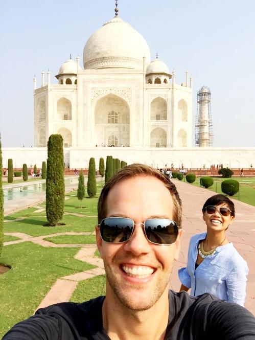 Taj Mahal - Agra - India 02