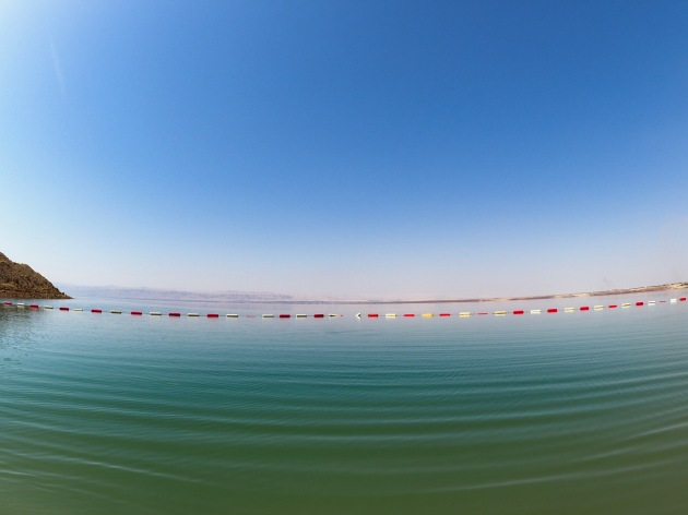 The Dead Sea - Jordan - Hilton Hotel 01