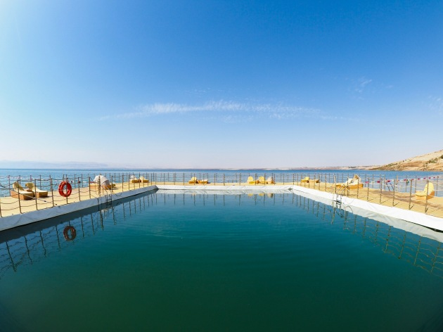 The Dead Sea - Jordan - Hilton Hotel 03
