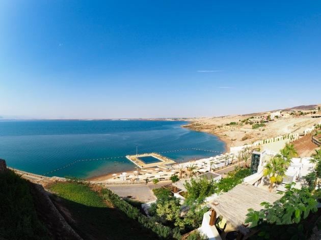 The Dead Sea - Jordan - Hilton Hotel 04