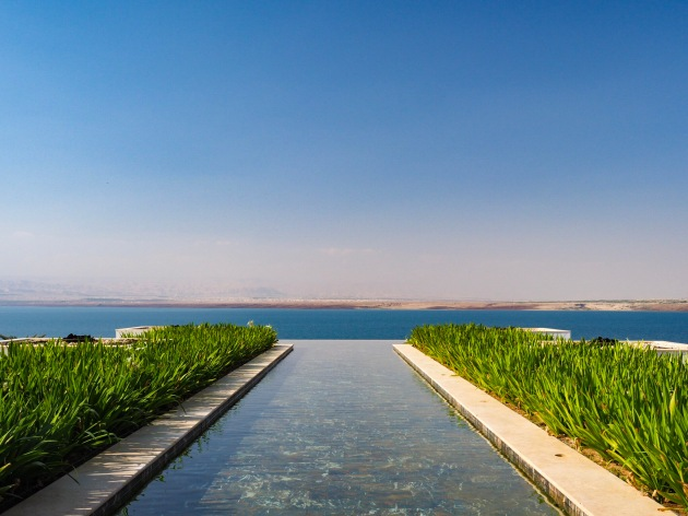 The Dead Sea - Jordan - Hilton Hotel 05