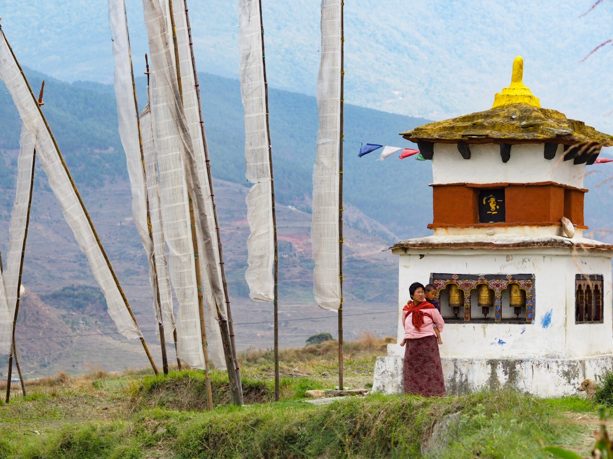 The Fertility Temple in Bhutan Changed Our Lives!